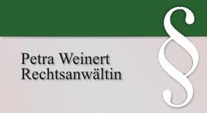 Rechtsanwältin Petra Weinert
